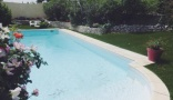Holiday letting villa avec piscine 8 personnes