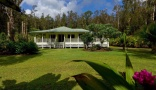 Holiday letting Ohia House Bed and Breakfast
