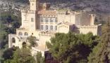 Holiday letting Château de La Barben