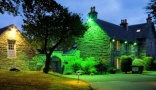 Holiday letting Craigatin House & Courtyard