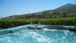Holiday letting La Bellota with garden jacuzzi