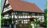 Holiday letting Gîtes et Chambres d'hôtes en Alsace du Nord