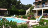 Holiday letting Villa Souleiado