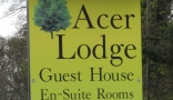 Holiday letting Acer Lodge