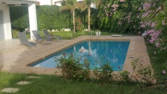 Holiday letting Stylish 4 Bedrooms Villa with Swimming Pool  Ref: HI41054