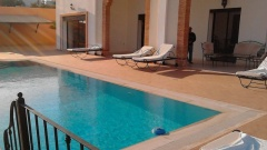 Holiday letting Peaceful 5 Bedrooms Villa with Swimming Pool  Ref: T52026