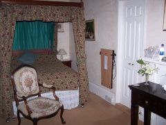 Holiday letting The Old Rectory, B&B