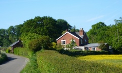 Holiday letting Weobley Cross Cottage Bed and Breakfast