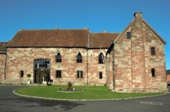 Holiday letting Flanesford Priory