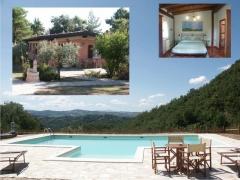 Holiday letting Agriturismo La Celletta