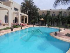 Holiday letting villa riadana