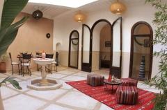 Holiday letting Riad GHEMZA