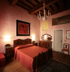 Holiday letting B&B La Casa dei Tintori