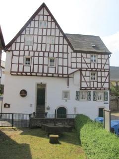 Holiday letting Zur Alten Weinkelter