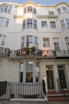 Holiday letting Blanch House