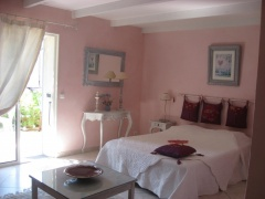 Holiday letting LES ROCHES ROUGES