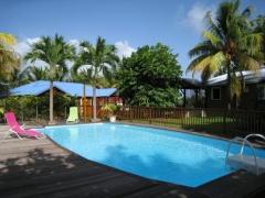 Holiday letting Lamatéliane, gites à louer en Guadeloupe