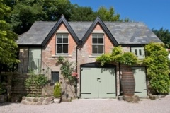 Holiday letting Granton Coach House