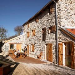 Holiday letting La Polonie, gîte de luxe 5 épis en Auvergne
