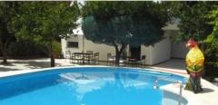 Holiday letting Villa Sorrento