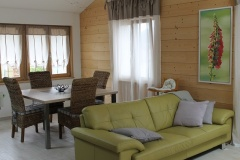 Holiday letting Maison Bleue