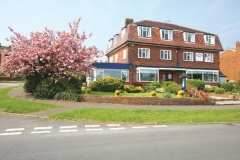 Holiday letting Headlands Hotel